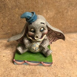 Jim Shore Dumbo Figurine